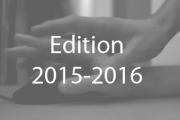 L'édition 2015-2016
